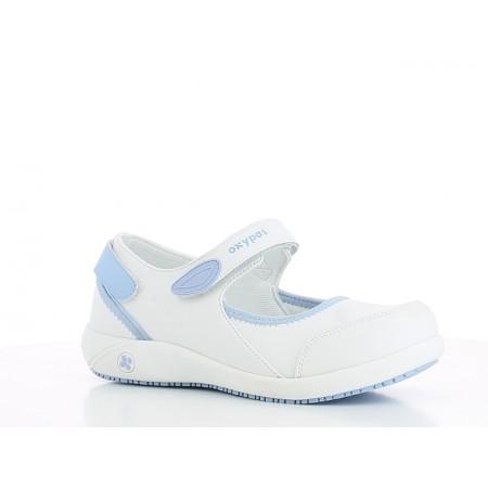 Chaussures Oxypas bleues femme aUIfChF