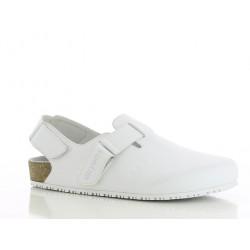 Chaussures professionnelles OXYPAS sandales femme BIANCA SRC ultraconforbles
