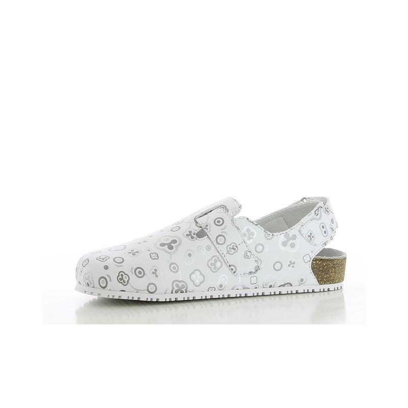 Chaussures professionnelles OXYPAS, BIANCA, sandale fermée