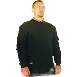Pull col rond Le Laboureur