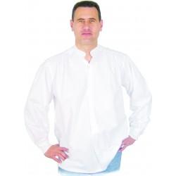 Chemise d'artiste ou plissée à l'ancienne LE LABOUREUR