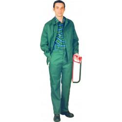 Pantalon 67% polyester 33% coton Le Laboureur 245 grs