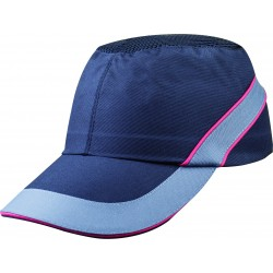 Casquette air coltan Delta plus anti-heurt de type base-ball