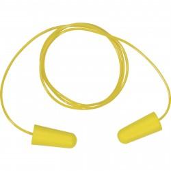 Bouchons d'oreille CONICCO 200 en mousse de polyuréthane Delta Plus