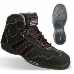 Chaussures de sécurité montantes ISIS S3 SRC SAFETY JOGGER non-métallique
