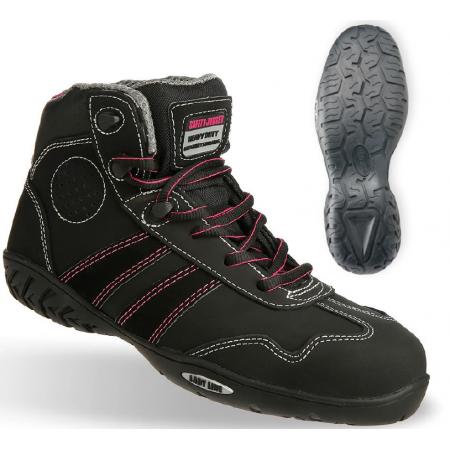 meilleure sélection d5cbb 8afc8 Chaussures de sécurité isis marque Safety Jogger S3 SRC femme 36/ 42