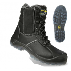 bottes de sécurité mi mollet fourrées NORDIC S3 SRC CI safety jogger non métallique