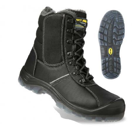 code promo 0e530 ca631 Chaussures mi-bottes fourrées Nordic, S3 SRC CI de marque safey jogger