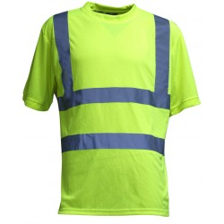 GYROPHARE t-shirt haute visibilité