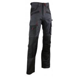 Pantalon ARGILE bicolore LMA