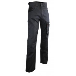 Pantalon CIMENT bicolore