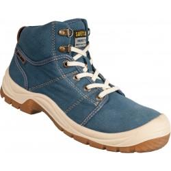 Chaussures de sécurité basses DESERT 043 S1p SRC métallique