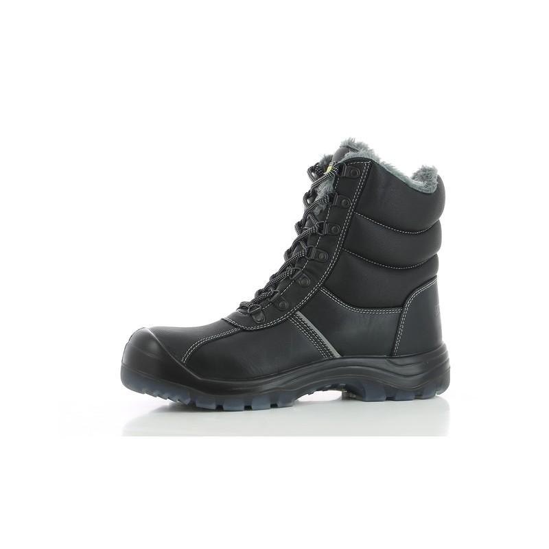 57926b73e185 ... bottes de sécurité mi mollet fourrées NORDIC S3 SRC CI safety jogger  non métallique ...