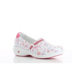 Chaussures Professionnelles LUCIA flr SRC ESD OXYPAS santé-beauté