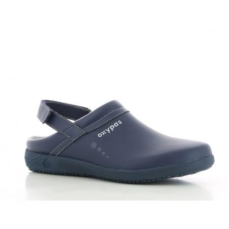 plus récent c9707 6e2f2 Chaussures professionnelles sabot REMY SRC ESD de marque OXYPAS marine