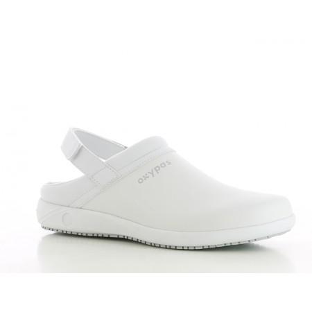 acheter en ligne ca07b 21be2 Chaussures professionnelles sabot REMY SRC ESD de marque OXYPAS blanc
