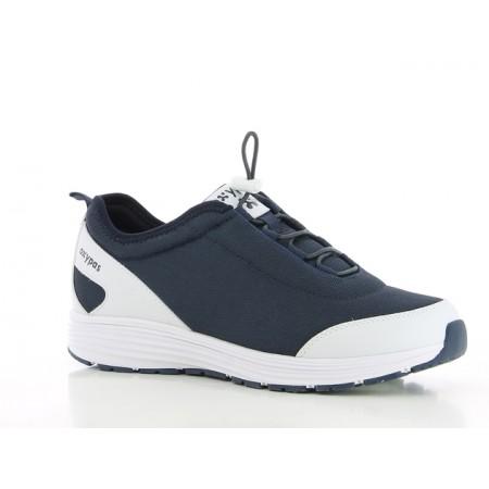 Chaussures professionnelles basket JAMES SRA homme OXYPAS pieds sensibles